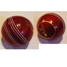 Cricket balls, four pc and two pc