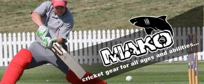 MAKO -  Cricket gear for all ages and abilities